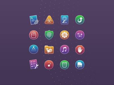 CleanMyMacX icons app macpaw cleanmymac design icons