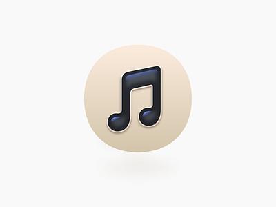 Music icon icon design design icon music