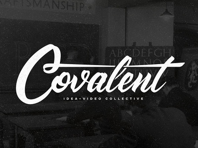 Covalent - Logo