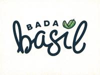 Bada Basil Logo
