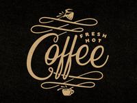 Fresh Hot Coffee!