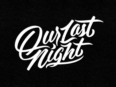 Our Last Night logo