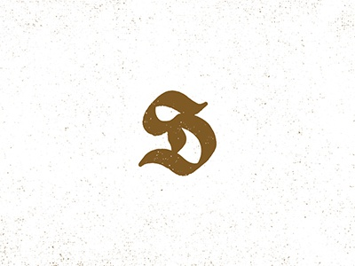 S-D Personal Mark sean dockery sd personal logo s d lettermark mark lettering illustration letter logo personal
