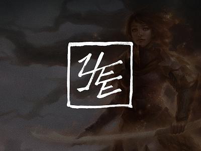 Ryan Yee logo and website revamp ryan yee website web magic illustration lettering typography logo