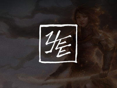 Ryan Yee logo and website revamp