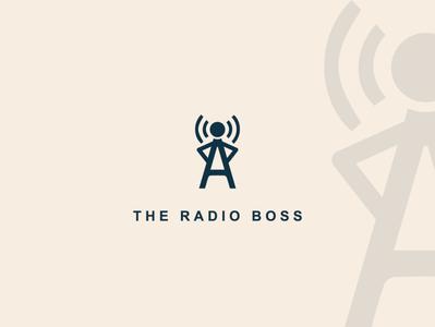 The Radio Boss logo