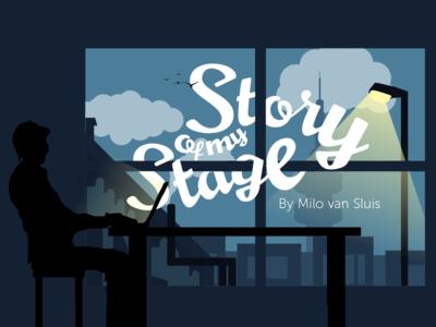 INTERNSHIP-STORY cover sheet cover graphics sluis milo internship