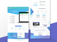 Excelling Landing Page Design