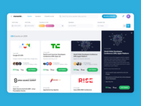 Marketplace for Developers Conference Tickets