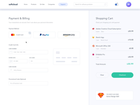 Software Marketplace - Payment Interaction