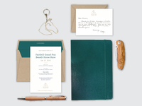 Equus Foundation brand collateral