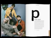Alarm Magazine — department spread