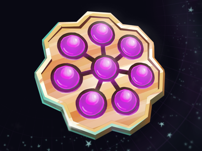Gold Space Medal