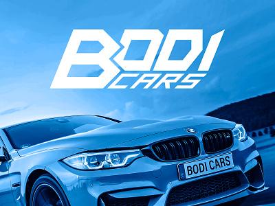 Bodi Cars | Logo Design engine mechanics mechanic garage bodi b racing drive cars illustrator logo