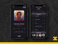 Lynx Music Application