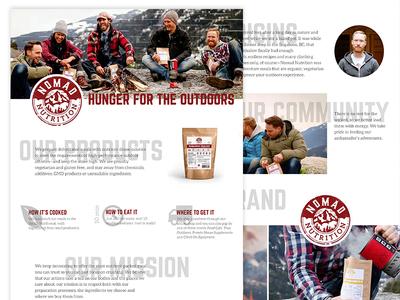 Press Kit for Nomad Nutrition