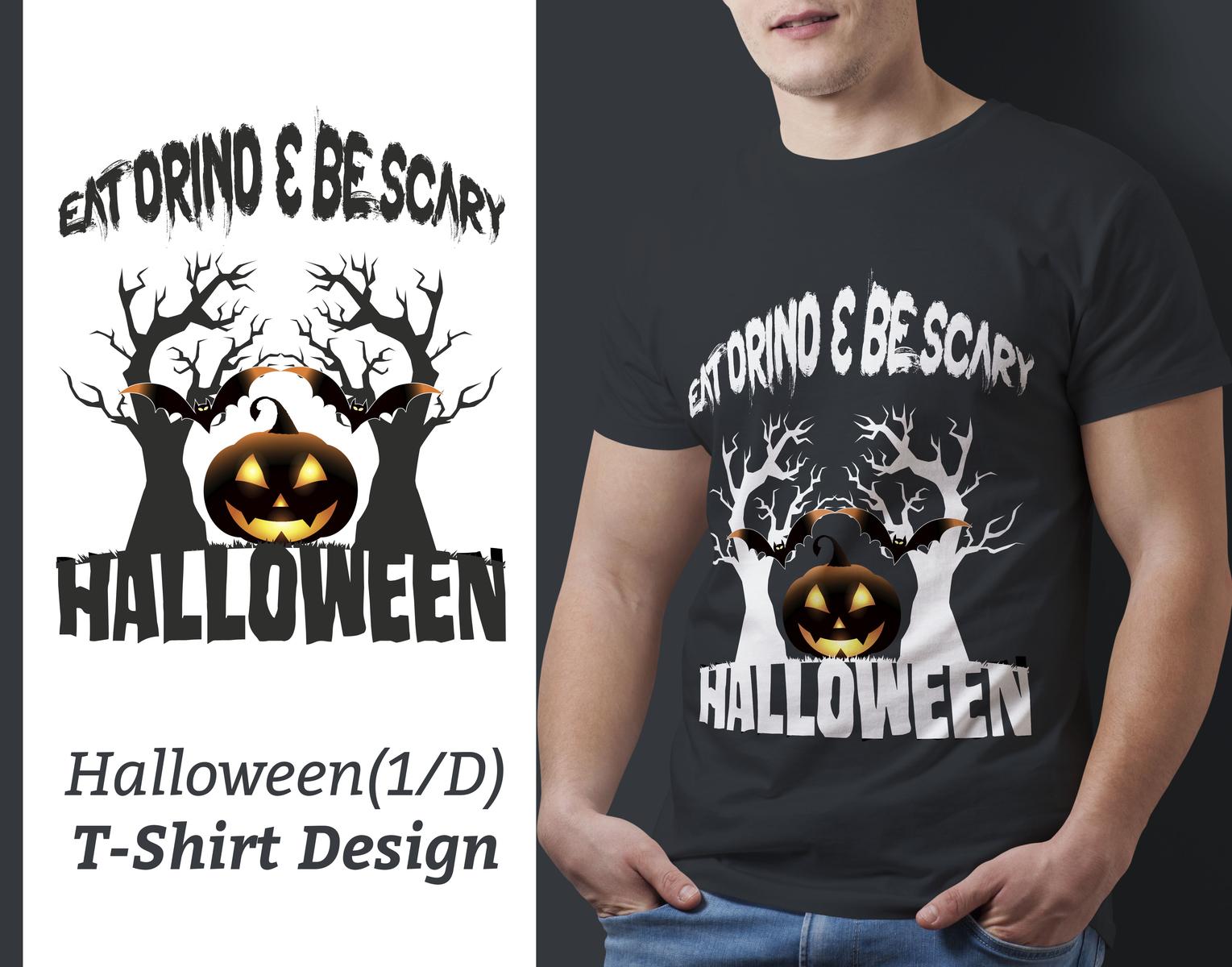 halloween t-shirt design, halloween, t-shirtimran hasan imu
