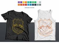 Cycling  T-Shirt Design