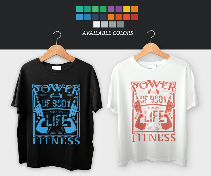 Gym T Shirt Design By Imran Hasan Imu On Dribbble