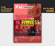 GYM/Fitness Flyer Design