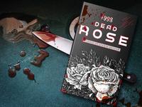 Book Cover Design (Dead Rose)
