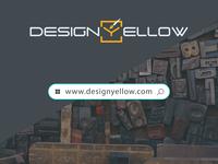 DESIGN YELLOW  WEB PAGE