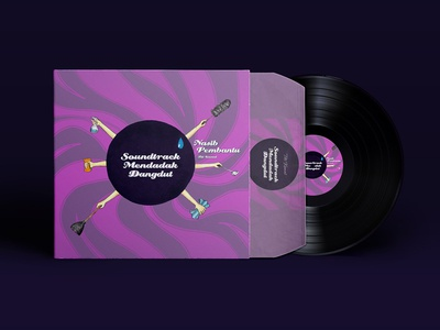 Ost Mendadak Dangdude Vinyl