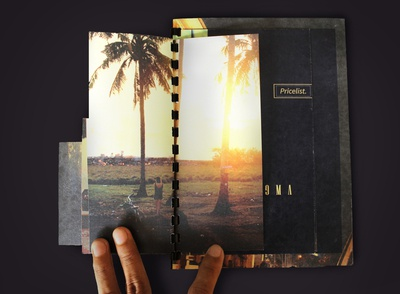 Enigma - Branding & Catalogue