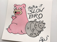 Take It Slowbro