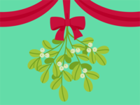 Holiday Party Snap Geofilter Preview