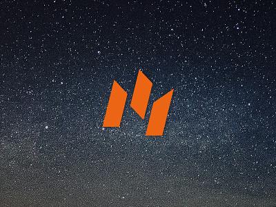 NM Mark logo branding rebrand design mark n m brand