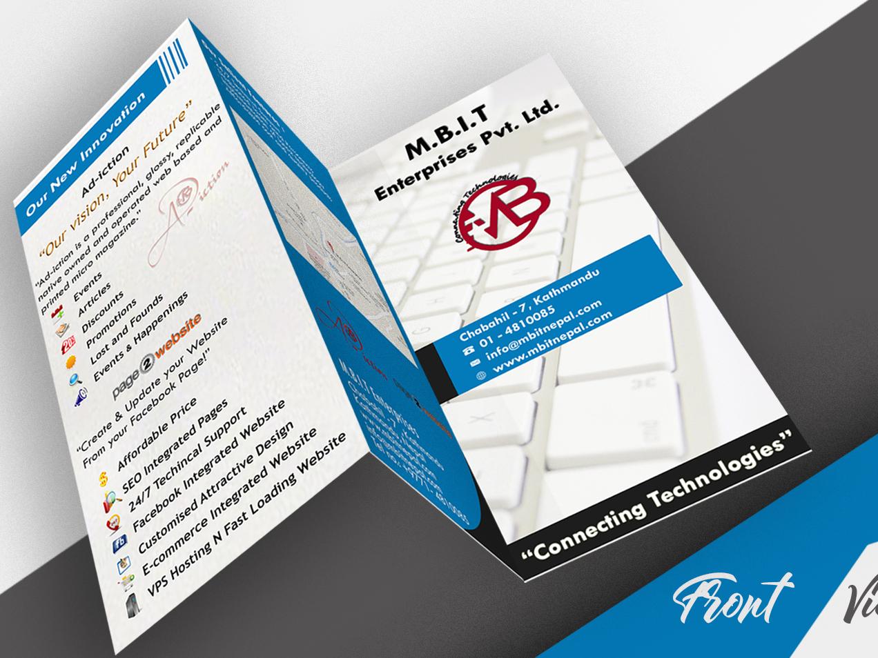 Mbit Enterprises - Outside Brochure