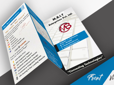 Mbit Enterprises - Outside Brochure
