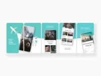 Wandure Playstore App Preview Design