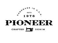 Pioneer Denim Logo