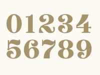 Display Numerals