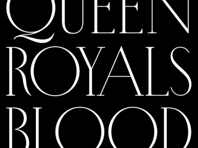 Royals Typeface