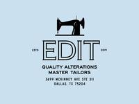 EDIT Brand Identity