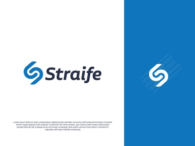 straife logo design