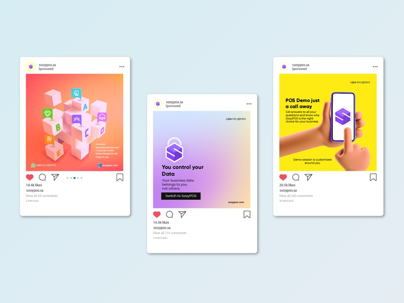 V1 - Social Media Post instagram stories template instagram post template behance graphic illustratoration photoshop yellow 2020 india social media design digital marketing facebook socialmedia typography ui app branding color design