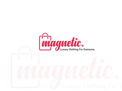 Magnetic E-commerce logo