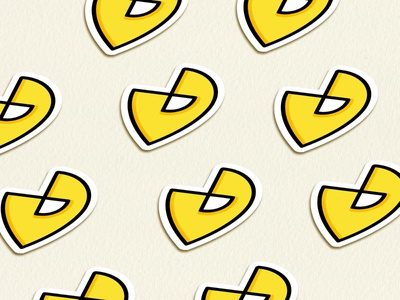 """Dollar Delivery"" Logo Sticker icon logo location icon location pin startup logo food delivery vector sticker design sticker repeating pattern illustrator graphic  design"