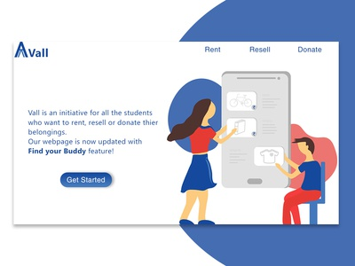 Student Web page