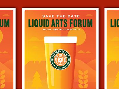 CSU Fermentation Science – Liquid Arts Forum liquid brew brewing orange sun wheat mountains technology fermentation beer