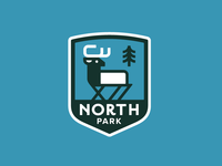 North Park Badge