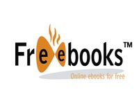 Free Ebooks - A studious community can have this as their logo.