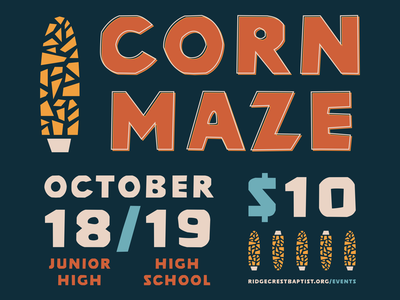 Corn Maze Alt+