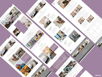 Landing Page - Interior Designer