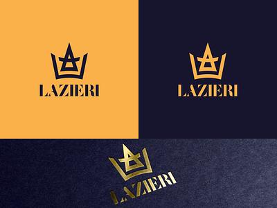 LAZIERI idolize irakli dolidze identity visual brand logo mark symbol restaurant hotel lazieri