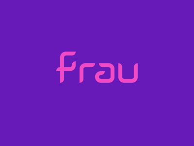frau / ქალი idolize irakli dolidze identity visual brand logo mark symbol type typography bilingual georgian german female woman ქალი frau